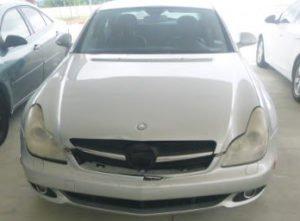 2006 Mercedes Benz CLS500