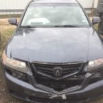 Acura TSX<br>Total Loss