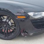 Audi R8 Quattro<br>Total Loss