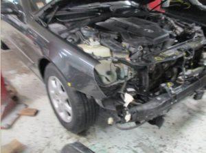 2001 Mercedes S500