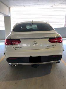 2017 Mercedes GLE43