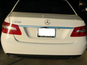 2013 Mercedes E350