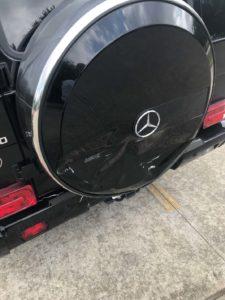 2014 Mercedes G550