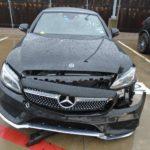 Mercedes Benz C300<br>Total Loss