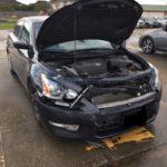 Nissan Altima<br>Total Loss