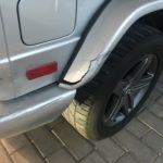Mercedes G550<br>Inherent Diminished Value