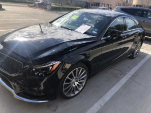2015 Mercedes CLS550