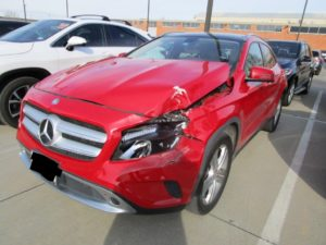 2015 Mercedes Benz GLA250