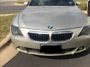 2004 BMW 645i