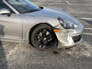 2013 Porsche Boxter