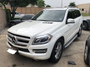 2015 Mercedes Benz GL450