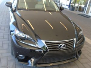 2016 Lexus IS200