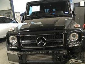 2018 Mercedes G63