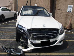 2017 Mercedes Benz S550