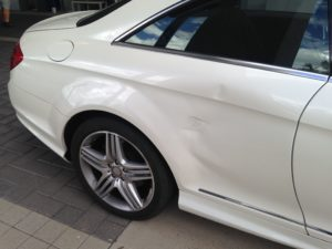 2014 Mercedes Benz CL550