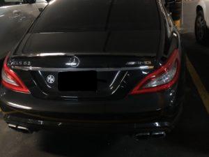 2012 Mercedes Benz CLS63