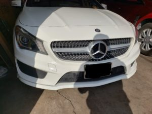 2015 Mercedees Benz CLA250