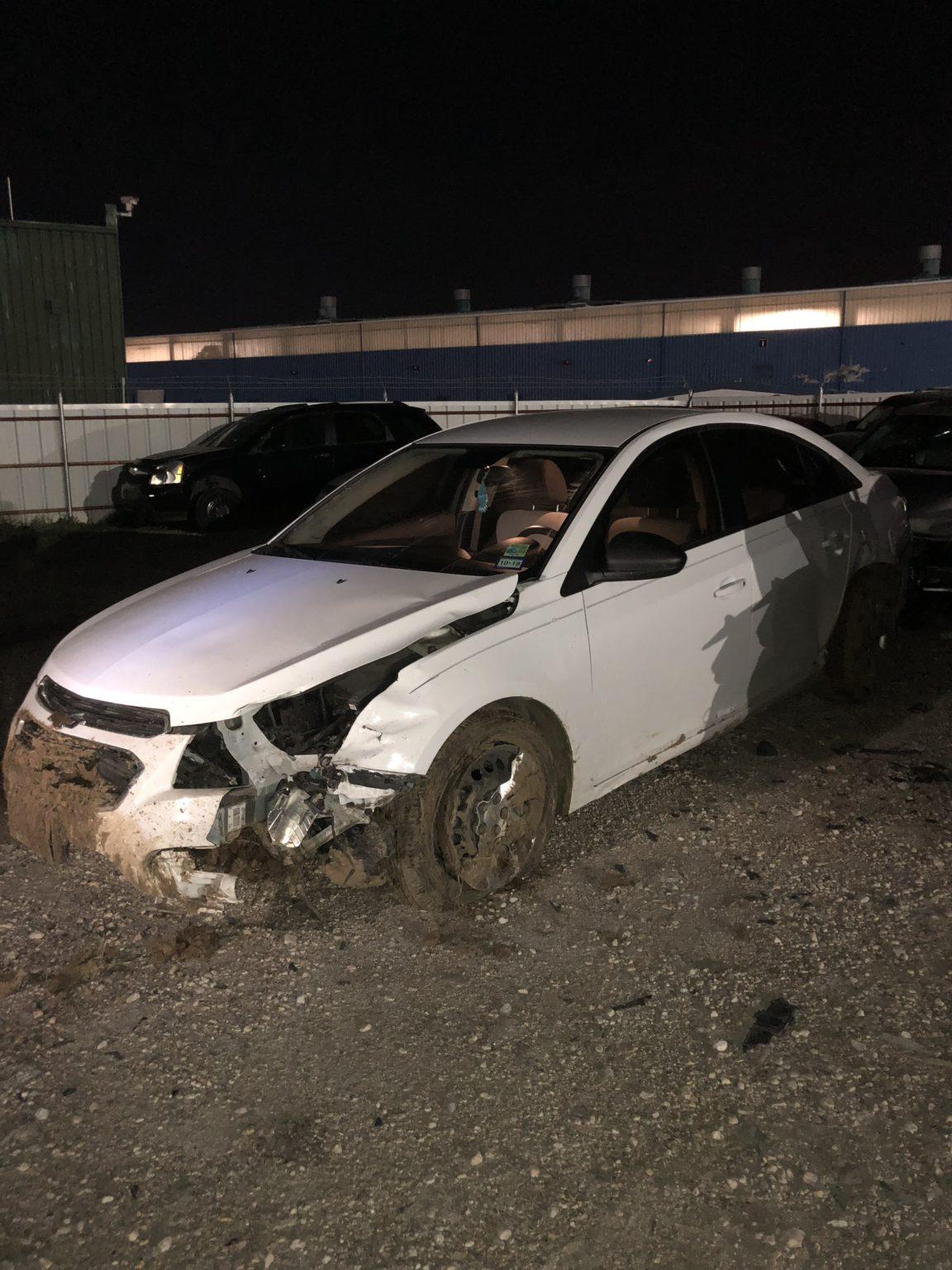 2016 Chevrolet Cruze GAP Provider Liability Realignment ...